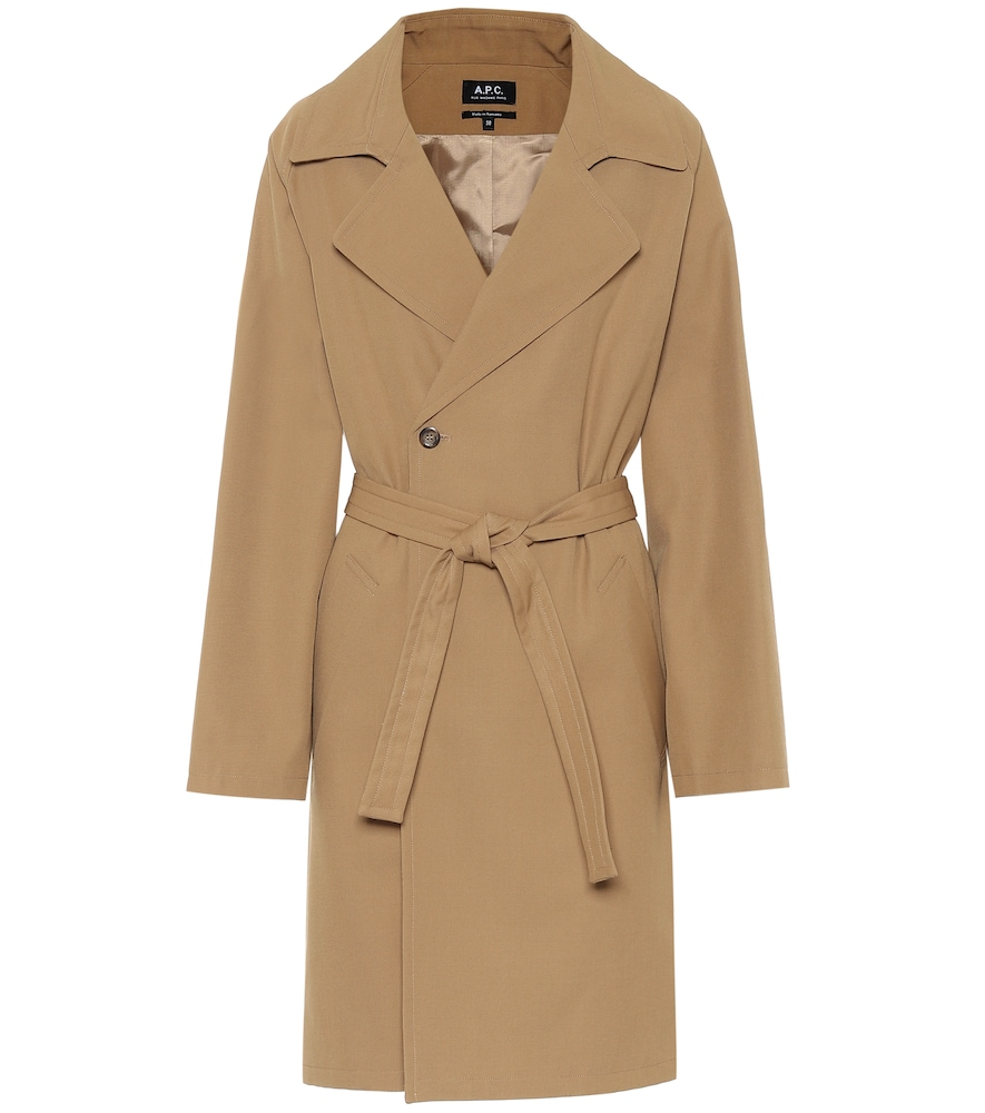Bakerstreet trench coat by A.P.C.