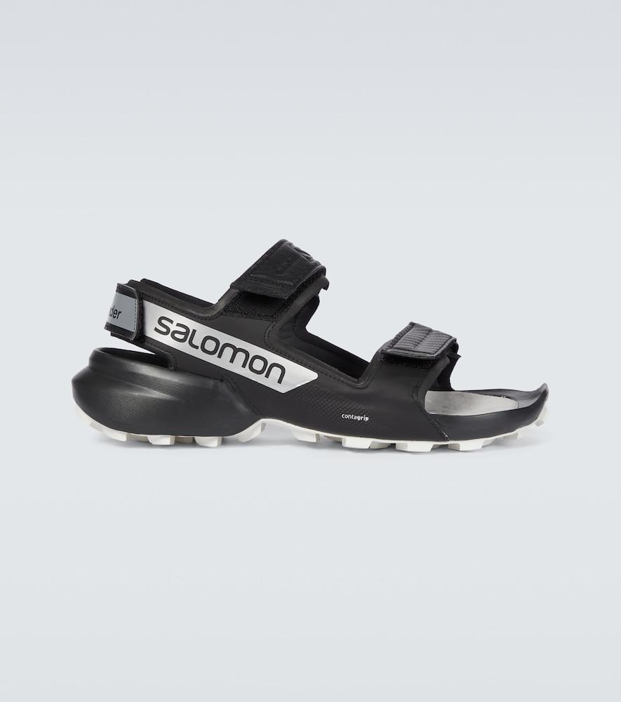 x Salomon CROSS sandals