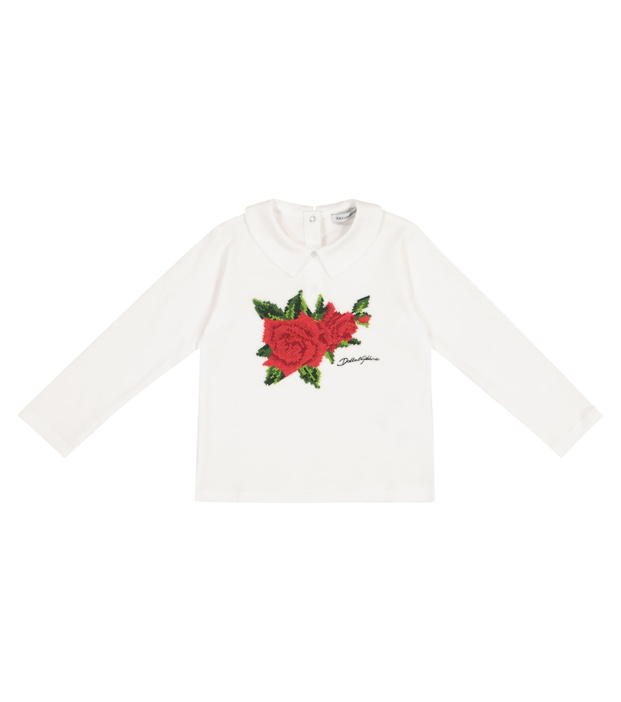 Dolce & Gabbana Cottons BABY COTTON TOP
