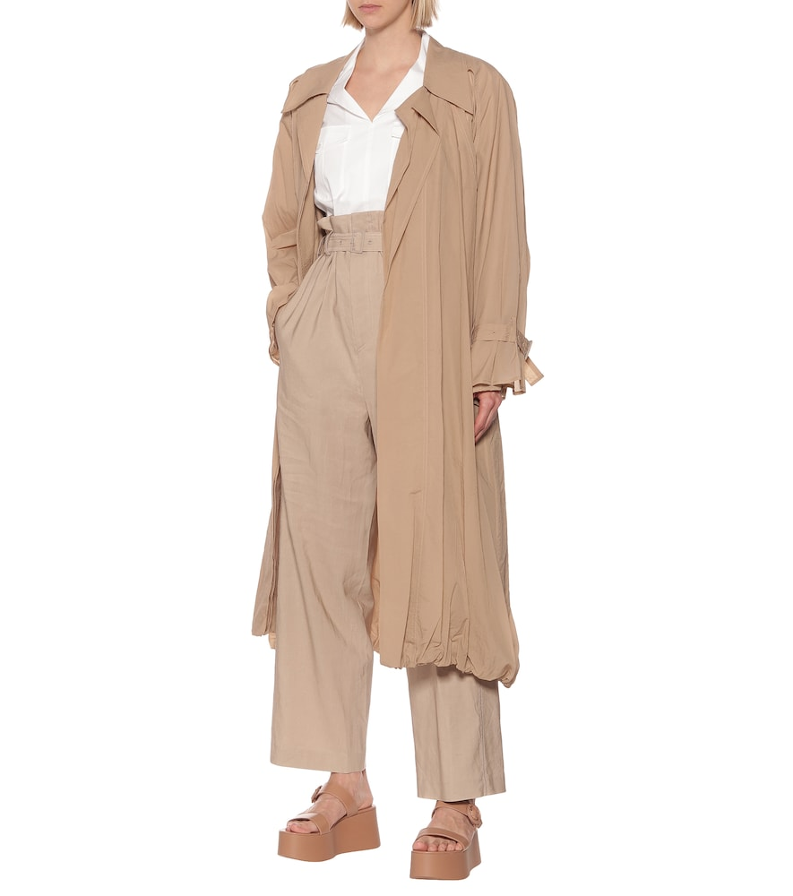 Technical trench coat by Low classic