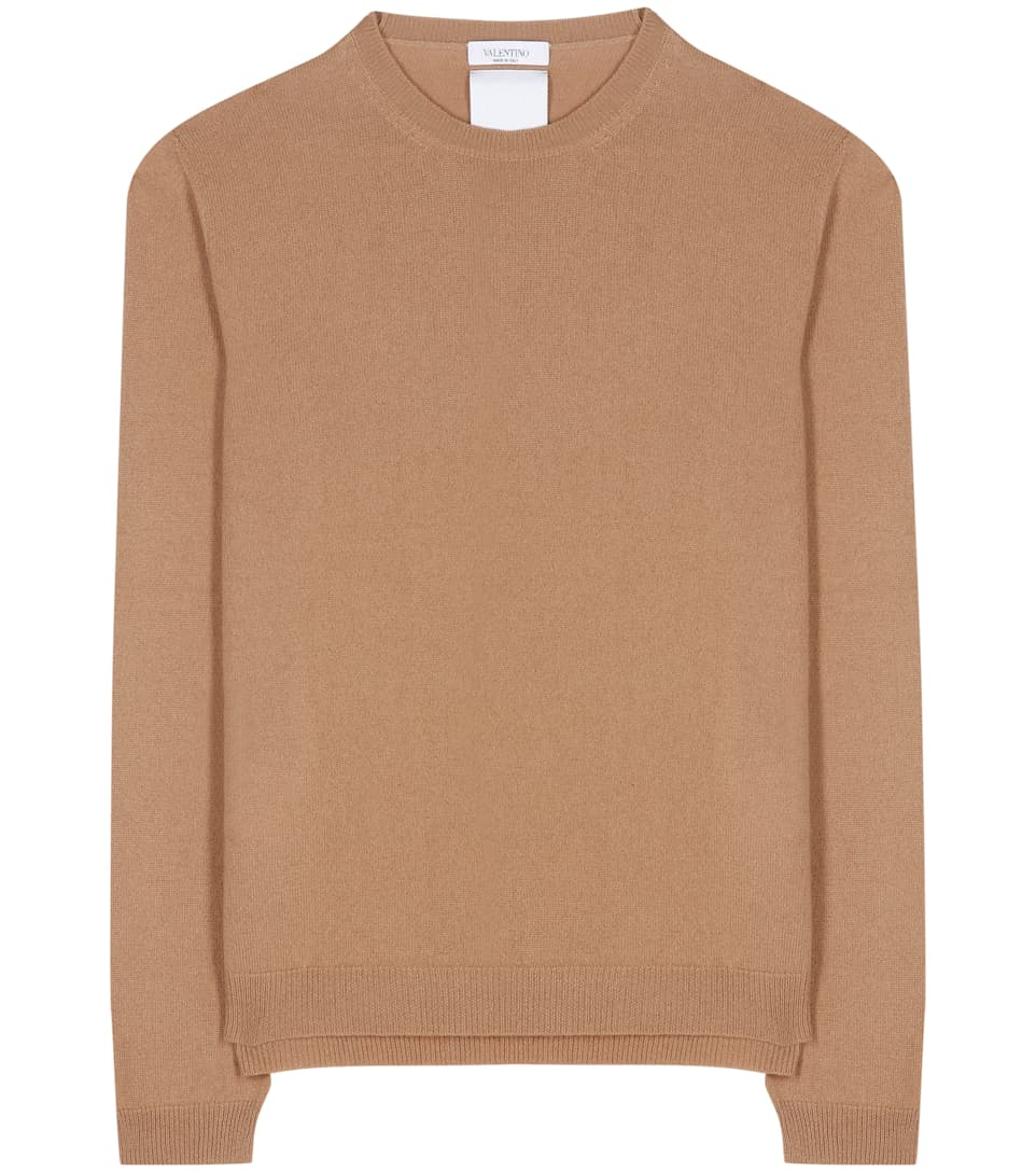 Rockstud Untitled Cashmere Sweater by Valentino