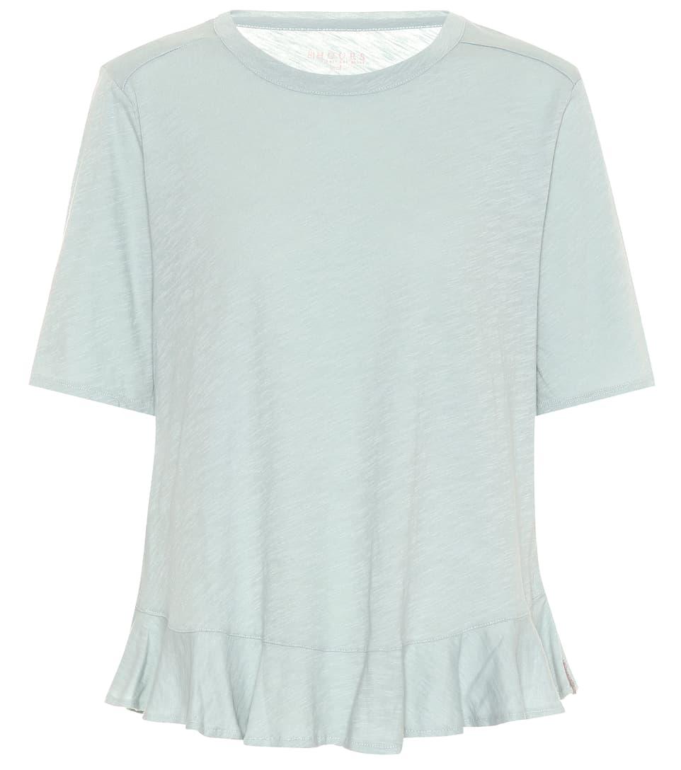 81hours T-Shirt Navea aus Baumwolle