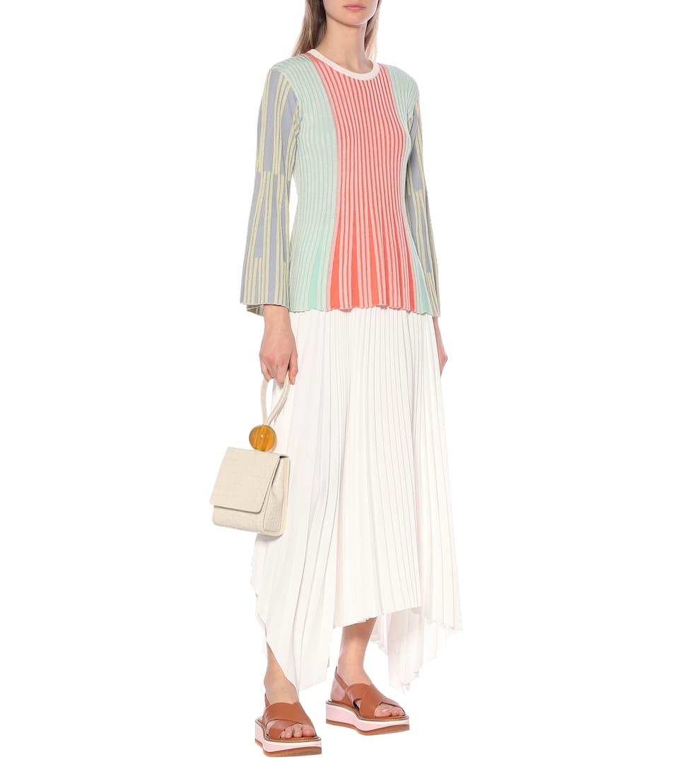 Kenzo - Ribbed-knit shirt