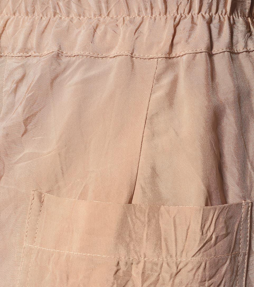 Acne Studios - High-rise wide-leg pants
