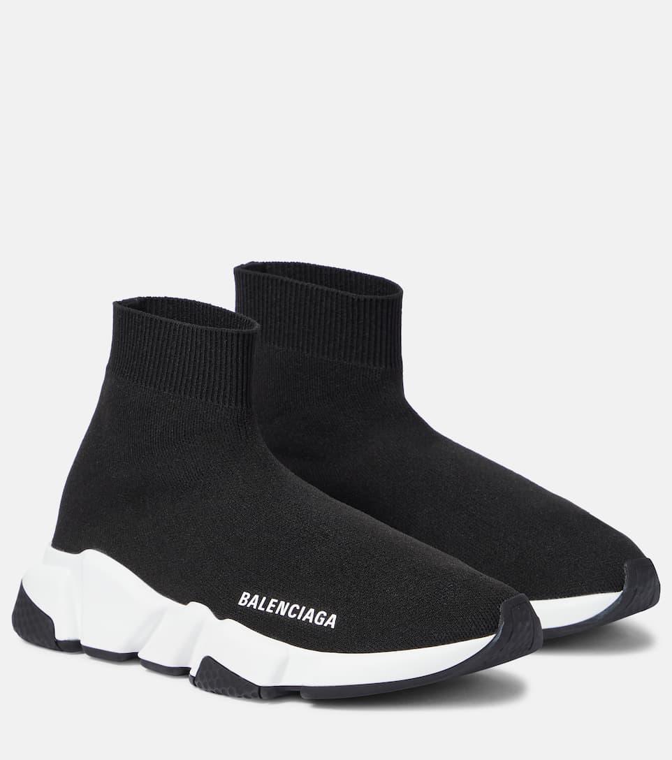Speed Trainer Sneakers in Black
