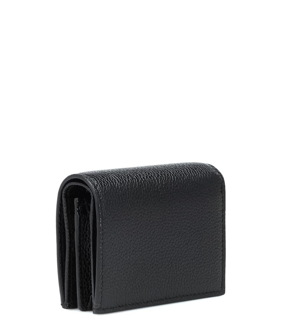 408878f4ee17 Zumi Leather Wallet | Gucci - mytheresa.com