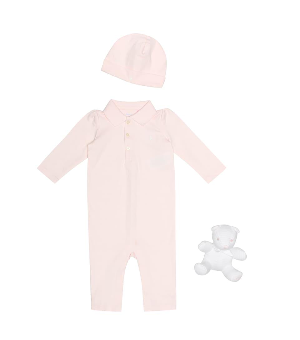 6b7c706d3068c Polo Ralph Lauren Kids - Baby Set aus Strampler