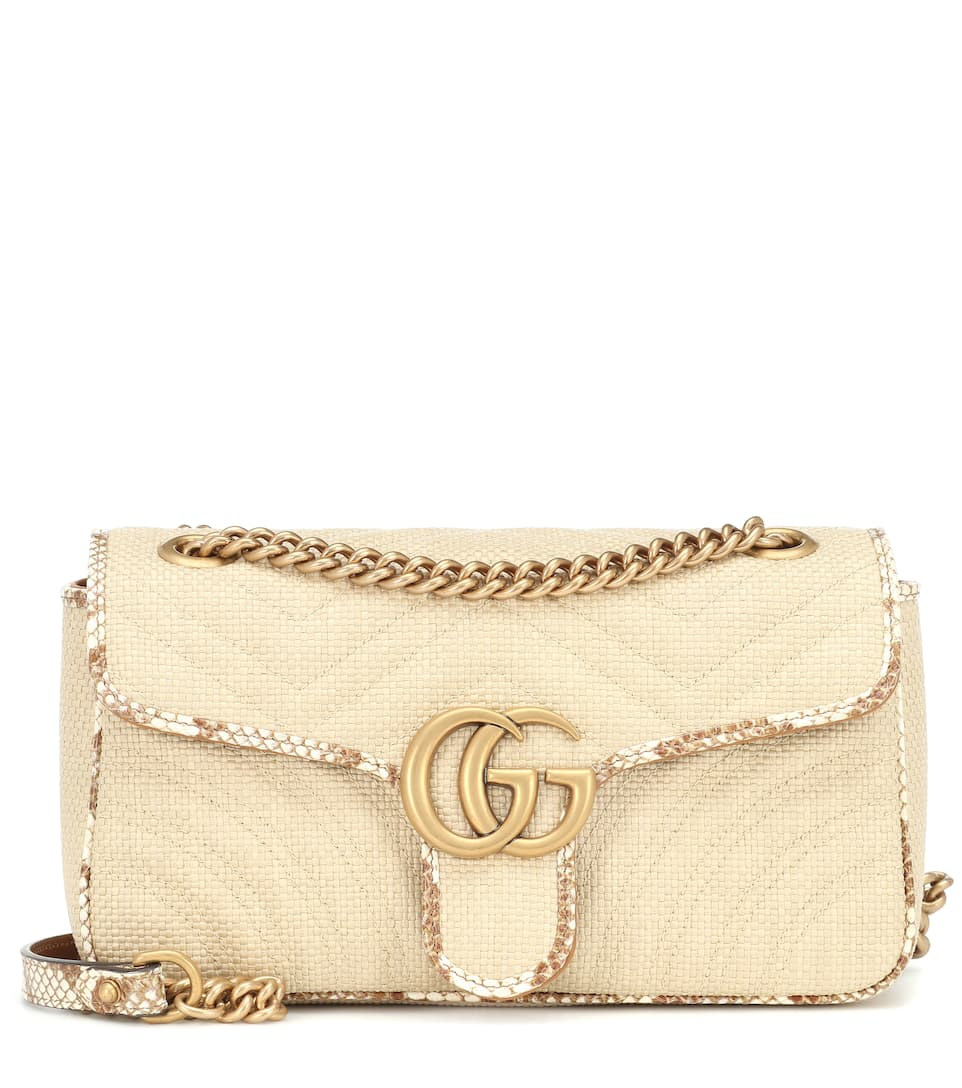 af678ef831423 Schultertasche Gg Marmont Small - Gucci