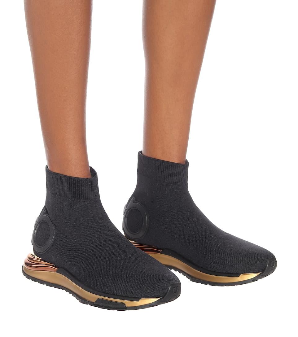 Gardena Sock Sneakers   Salvatore