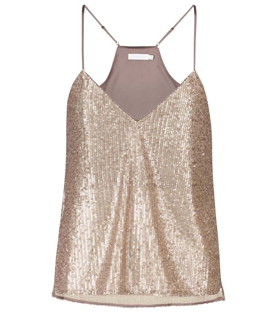 JS Sequined Cami