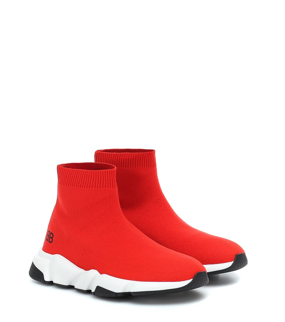 Kids' Speed Trainer Sneakers in Red