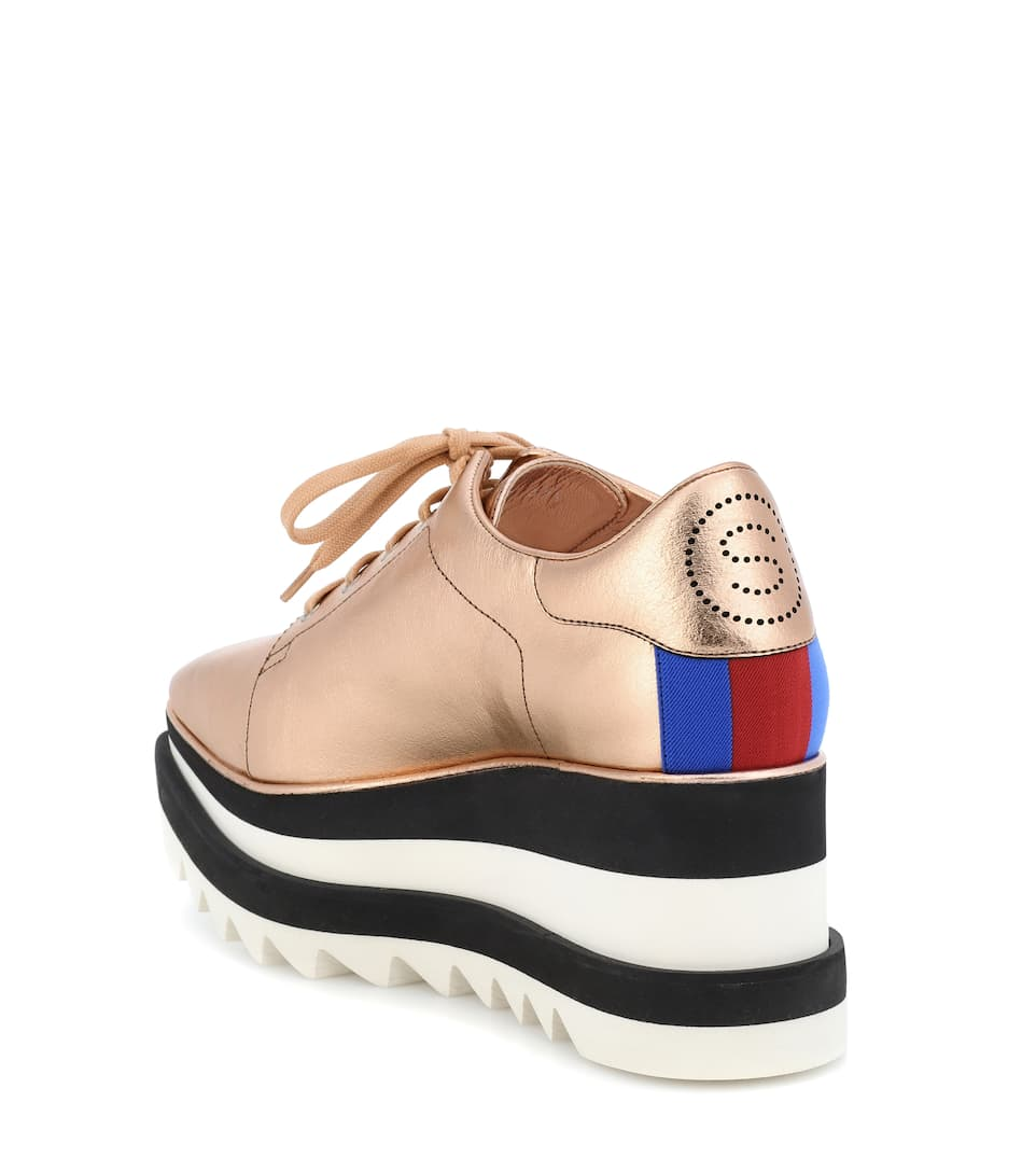 Stella McCartney Plateau-Sneakers Elyse