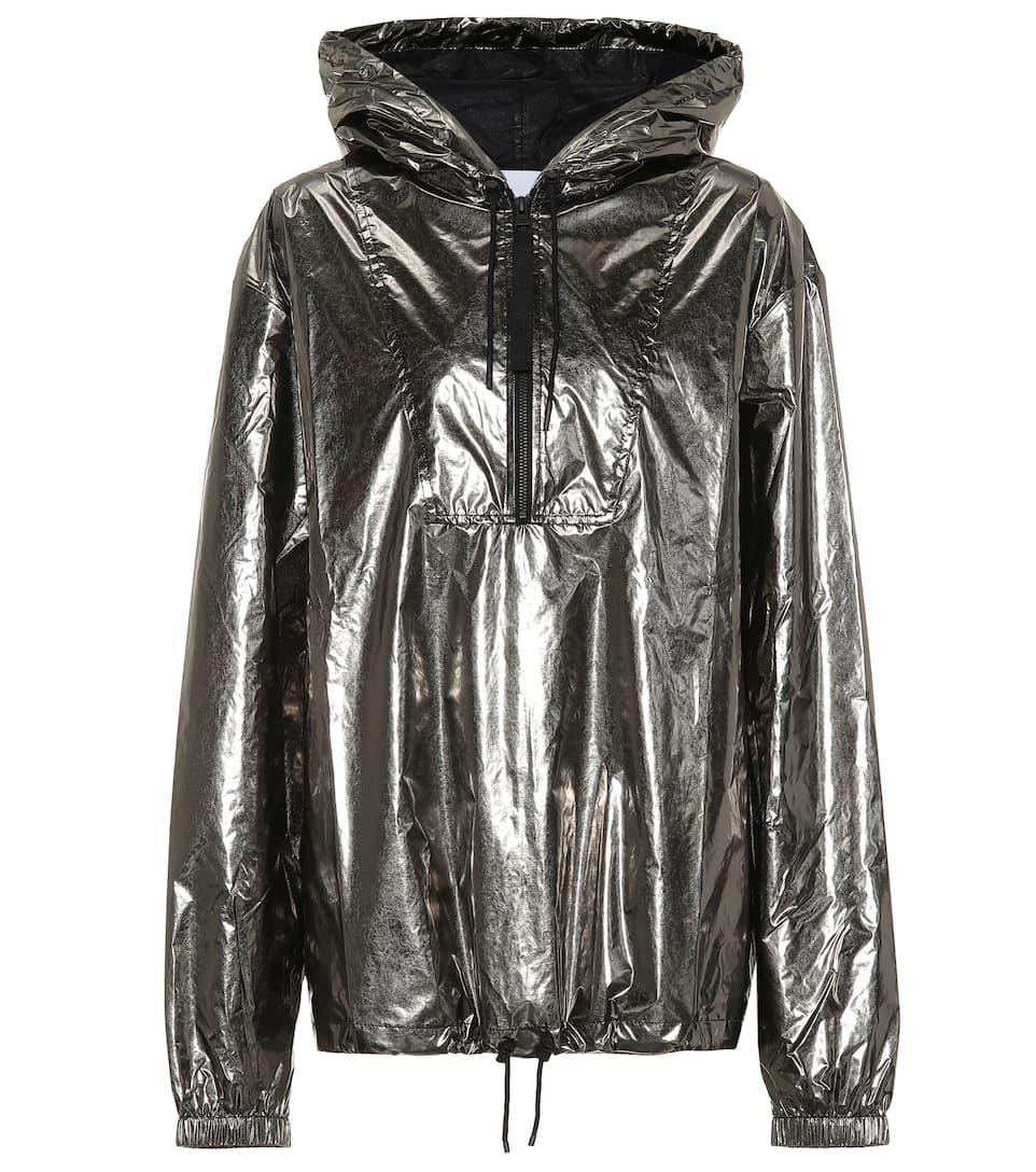 Reebok x Victoria Beckham - Metallic jacket