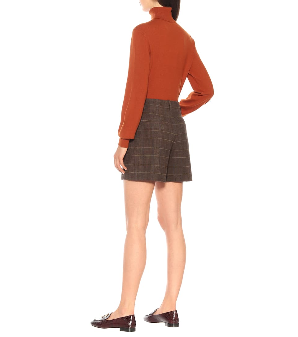 Shorts Lana Chloé Quadri A In rdBeCxoW