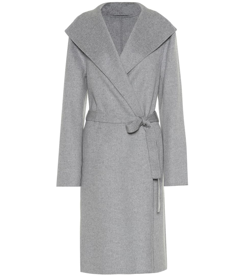 Mantel Lima aus Wolle und Kaschmir