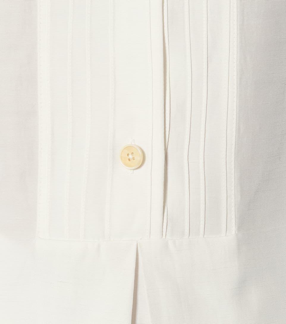 미디 셔츠 드레스 - Jil Sander