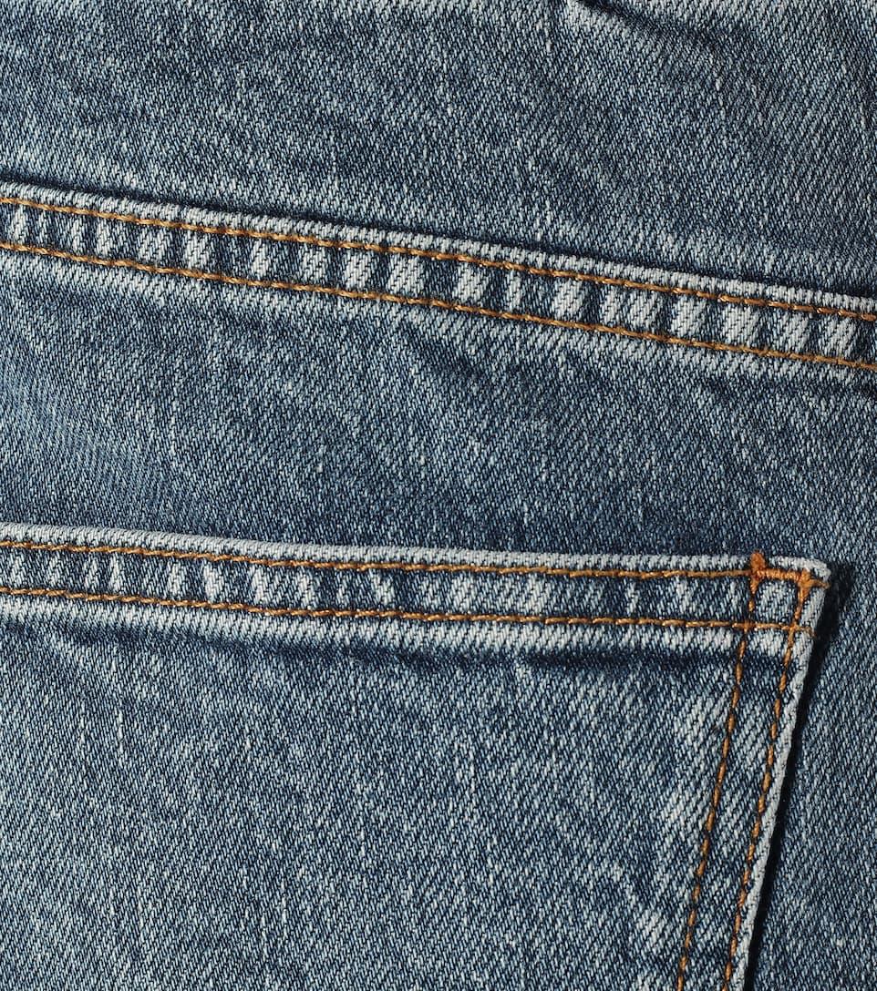 Gonna Midi Di Jeans - Stella McCartney