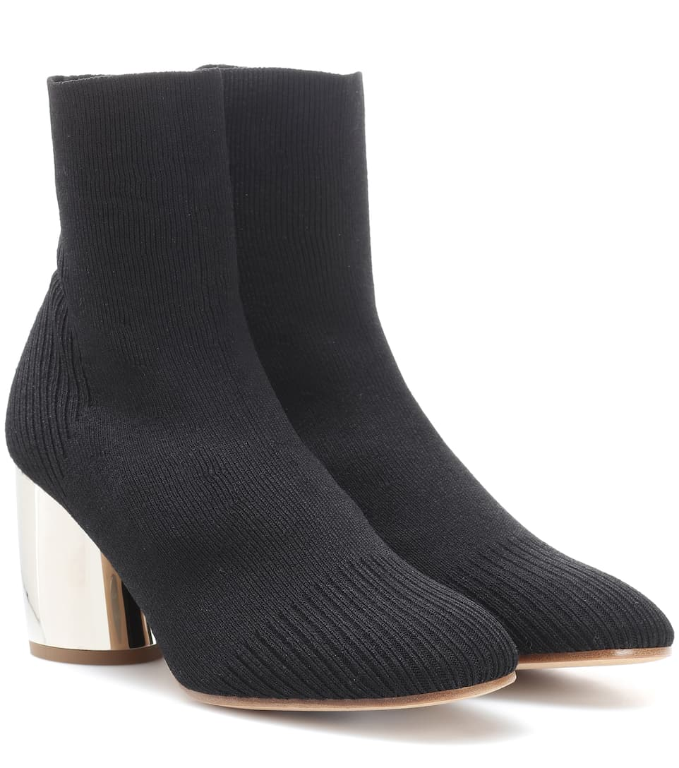 Proenza Schouler Ankle Boots aus Jersey
