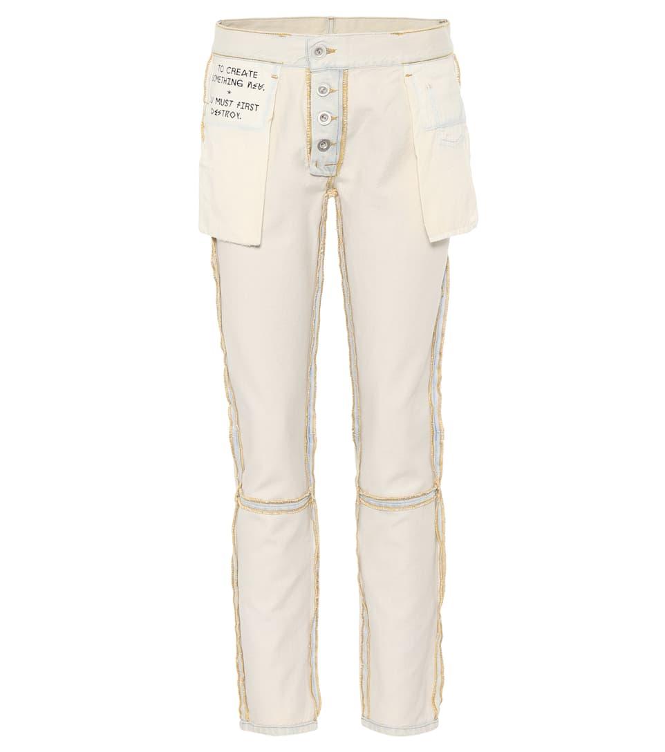 Inside Out Reverse jeans Unravel 1PNDV