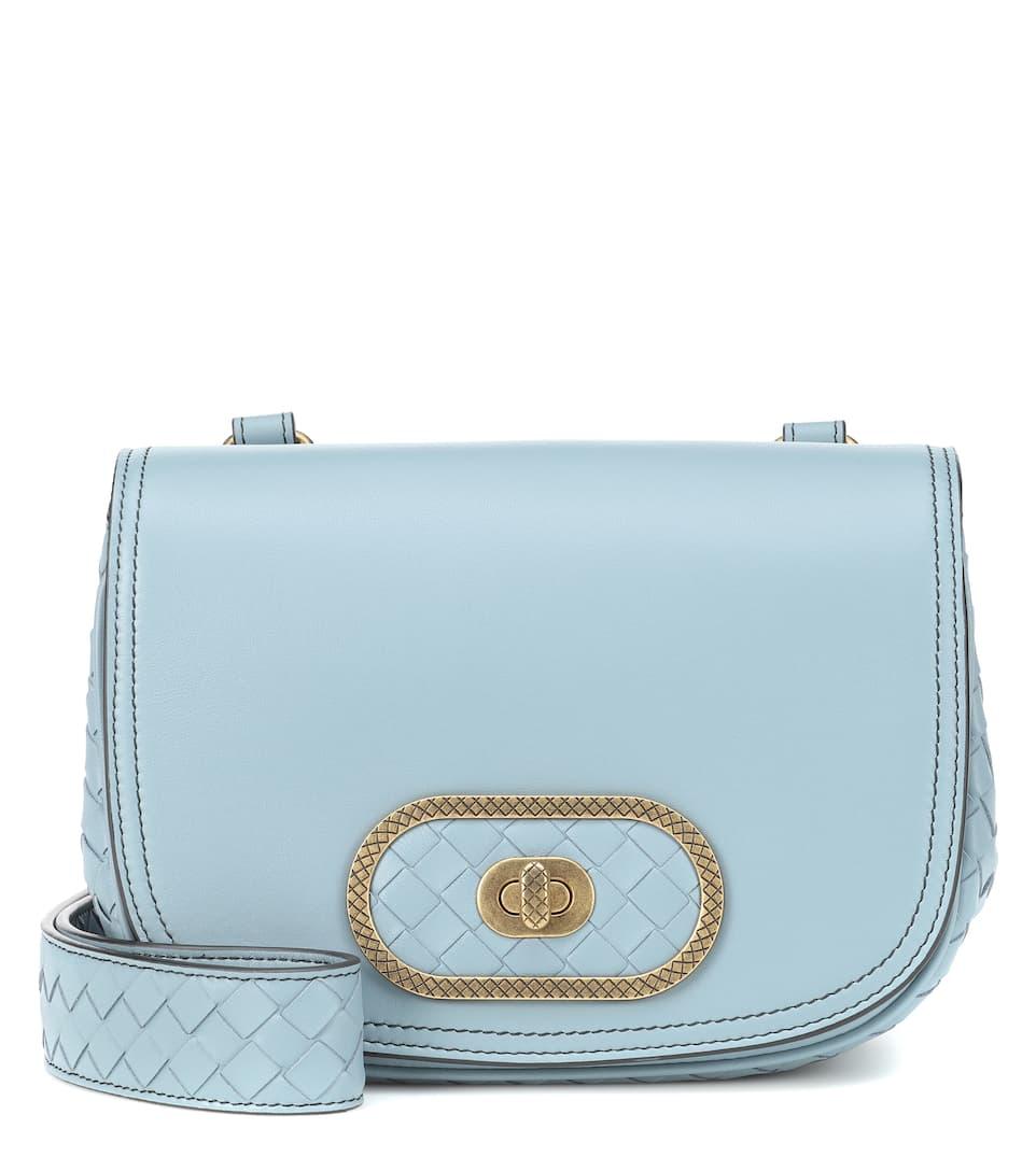 844f8d5d96c6 Bv Luna Leather Crossbody Bag - Bottega Veneta