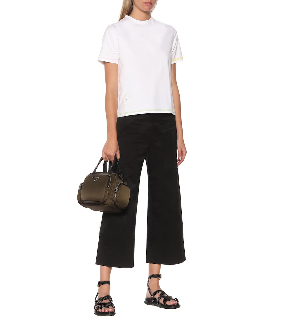 Thom Browne - Cotton T-shirt