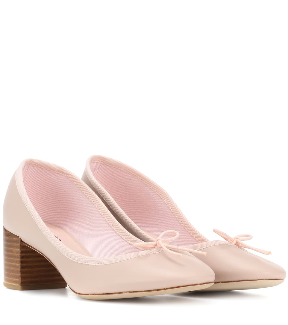 Repetto Pumps Farah aus Leder