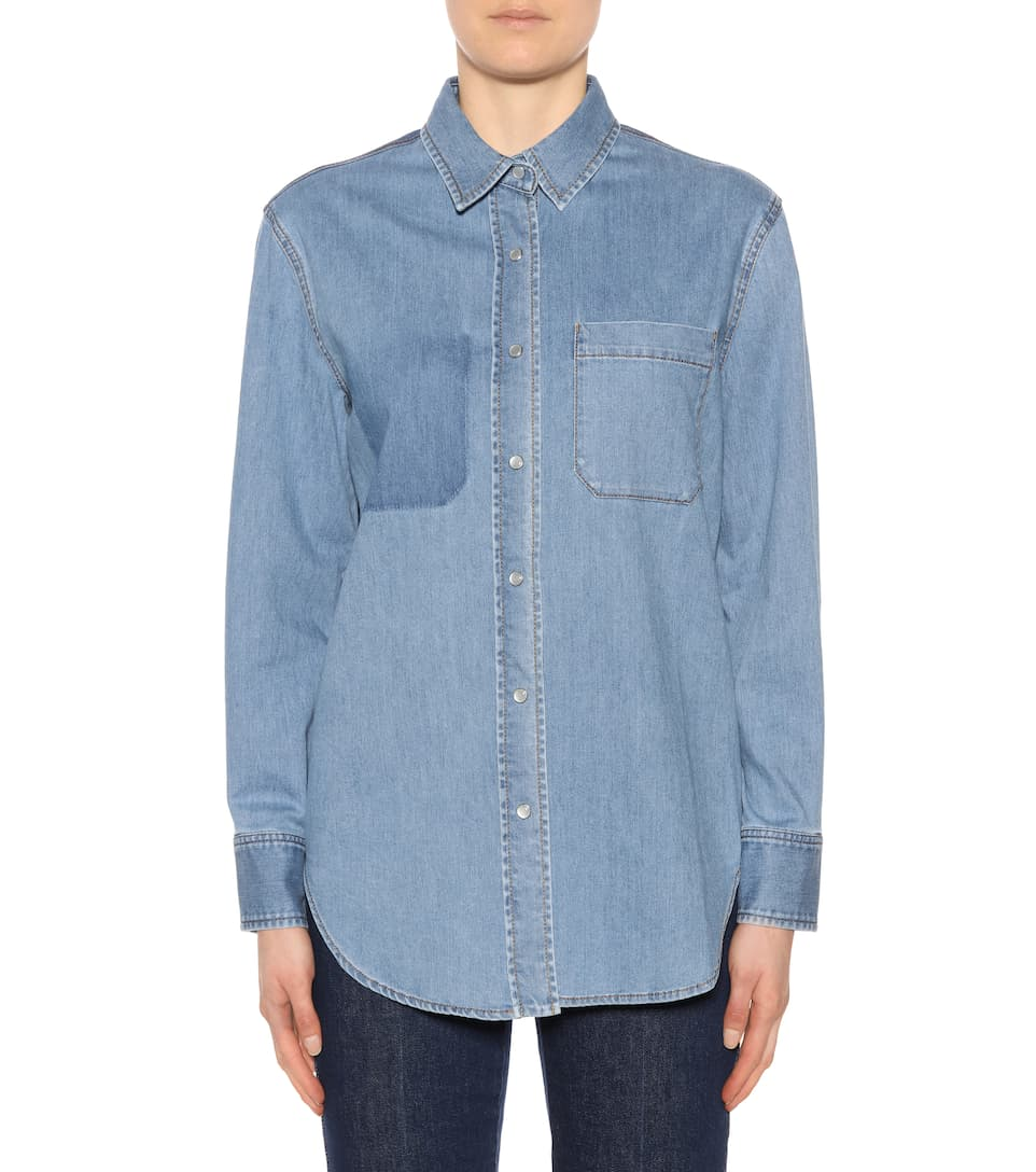 Stella McCartney Jeanshemd