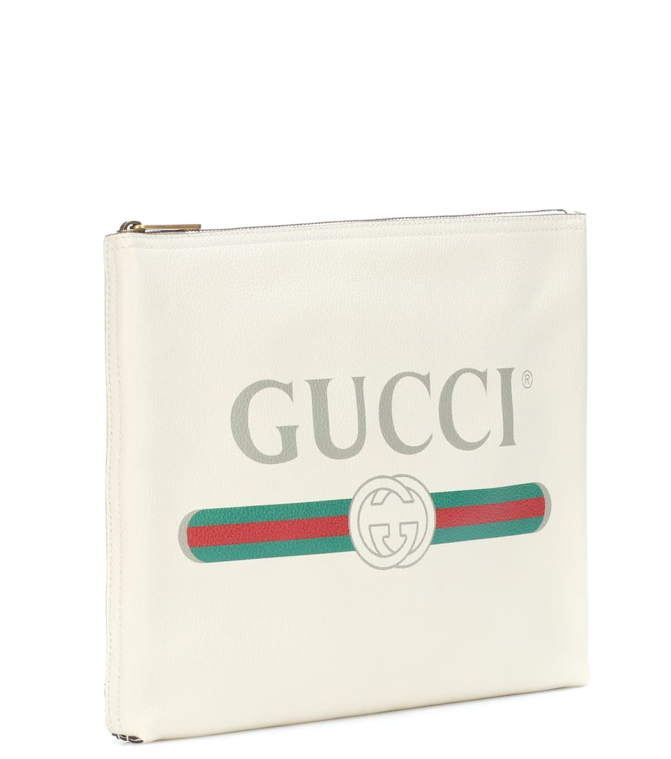 Gucci Clutch aus Leder Billig Kaufen Authentisch rS3nZ