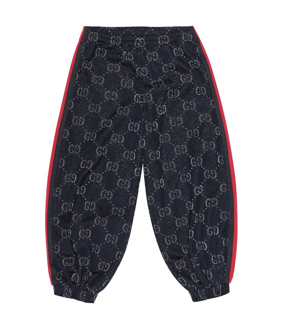 Gucci Kids - GG track pants | Mytheresa