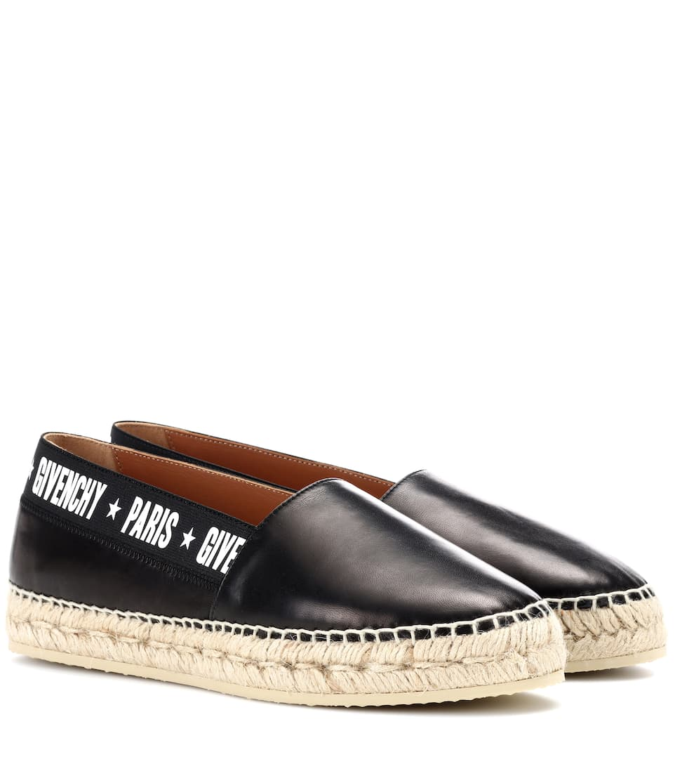 Givenchy Leather espadrilles authentic online discount excellent free shipping lowest price excellent for sale fWACl8Bsx