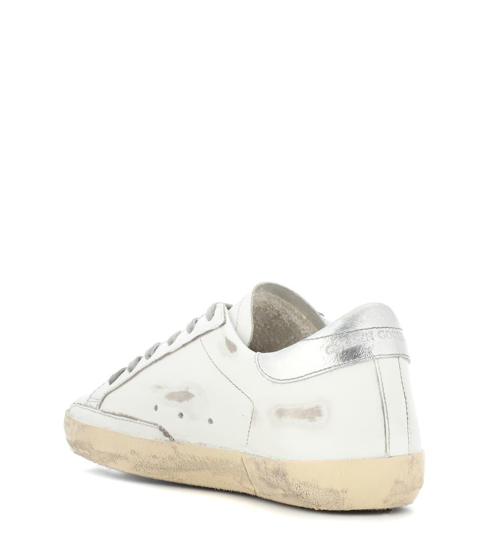 Golden Goose Deluxe Brand Sneakers Superstar aus Leder Eastbay Zum Verkauf Verkauf EXUIIufrK4