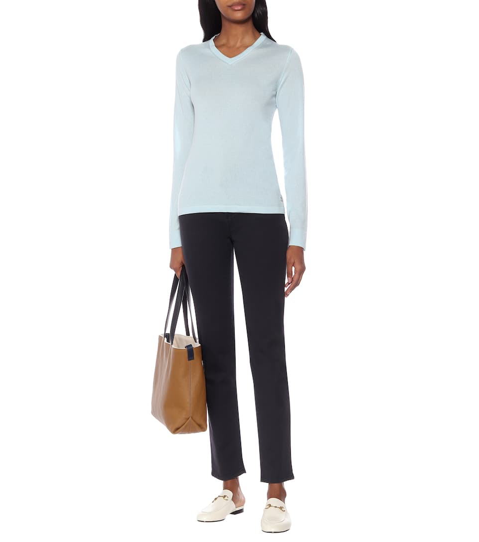 Loro Piana - Piuma cashmere sweater