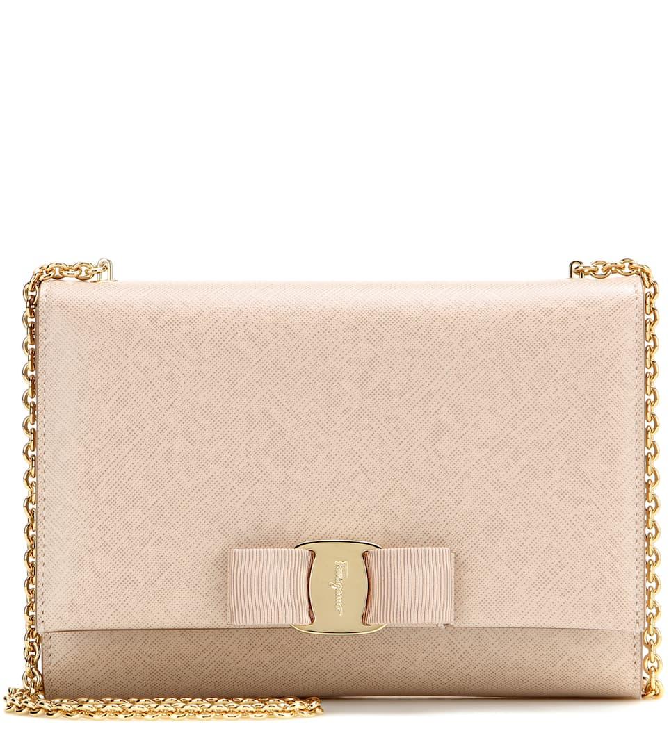 c19f15fb080e Ginny Small Leather Shoulder Bag