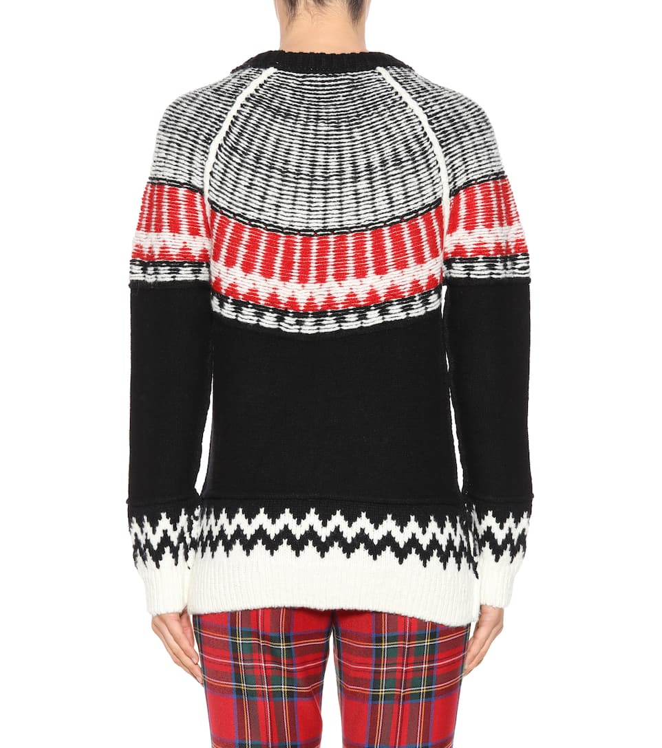 Burberry Pullover Wool And Cashmere