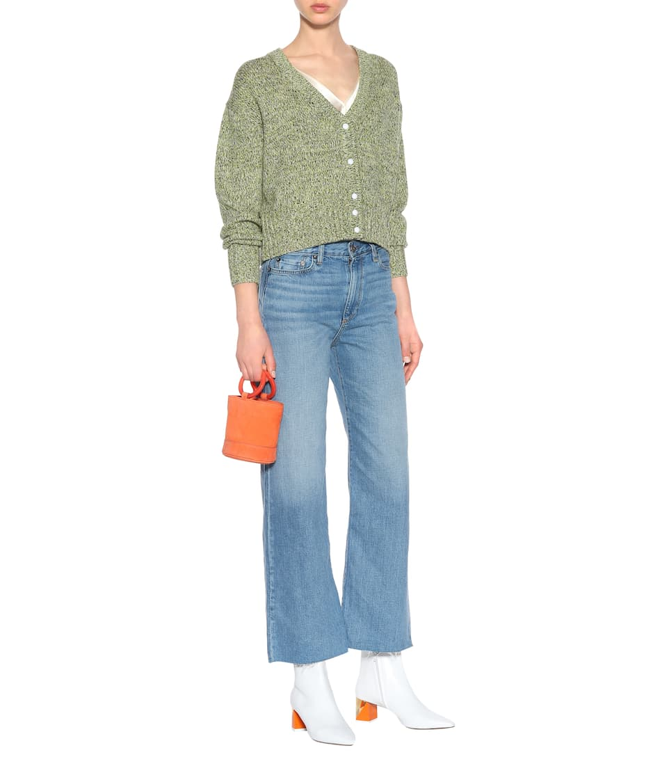 Simon Miller Cropped Jeans Kasson
