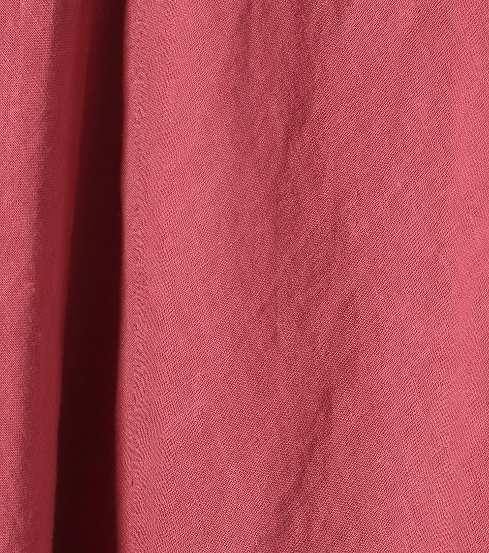 Velvet - Raleigh linen midi skirt