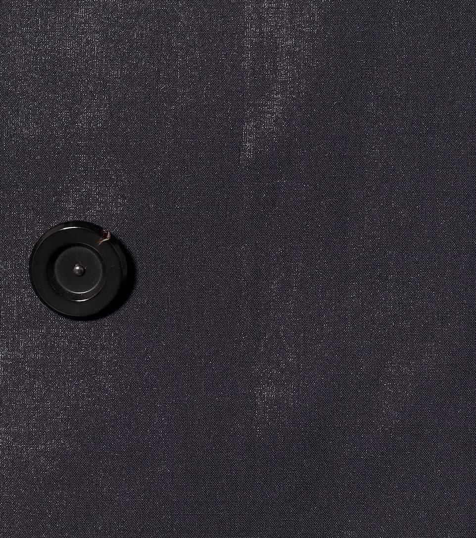 Original Coated Cotton Coat | KASSL Editions - Mytheresa