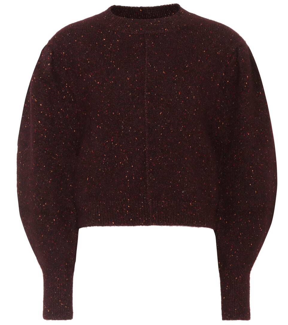 Elaya alpaca-blend sweater Isabel Marant Discount Aaa Footlocker Cheapest ndf83B3