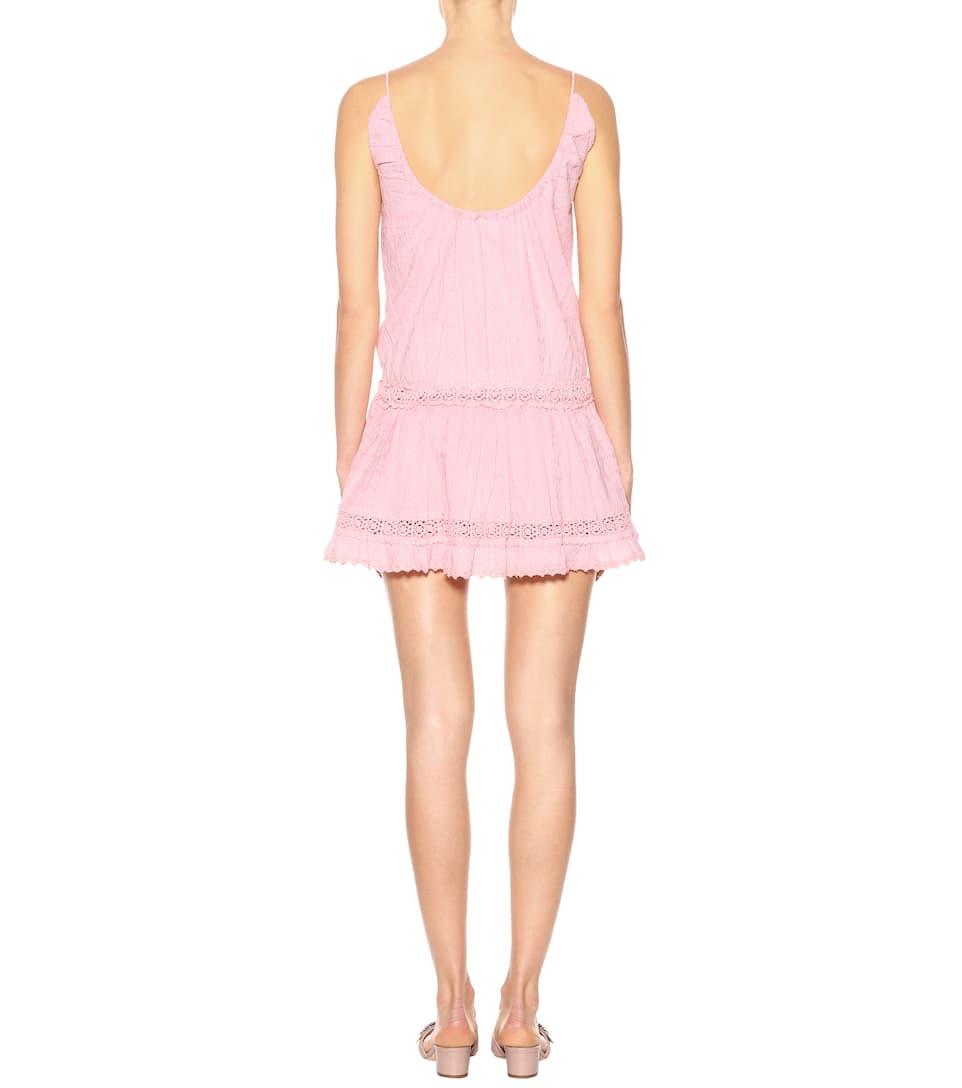 Chelsea cotton slip dress Melissa Odabash il3Bo3FVg