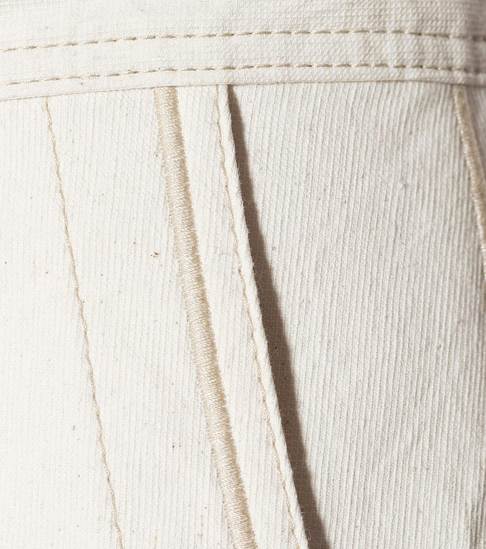 Isabel Marant High-Rise Shorts Lucky