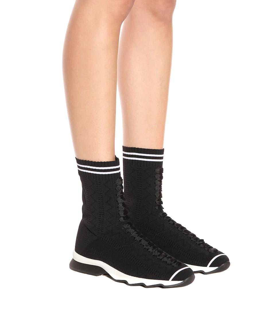 Fendi Fendi top High Sneakers top Sneakers Sneakers Fendi top High High URPq1Uw