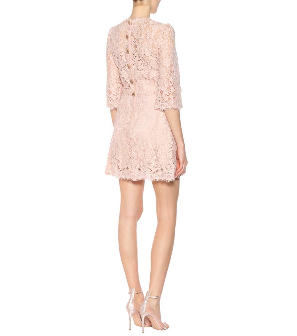 Dolce & Gabbana Kleid aus Spitze