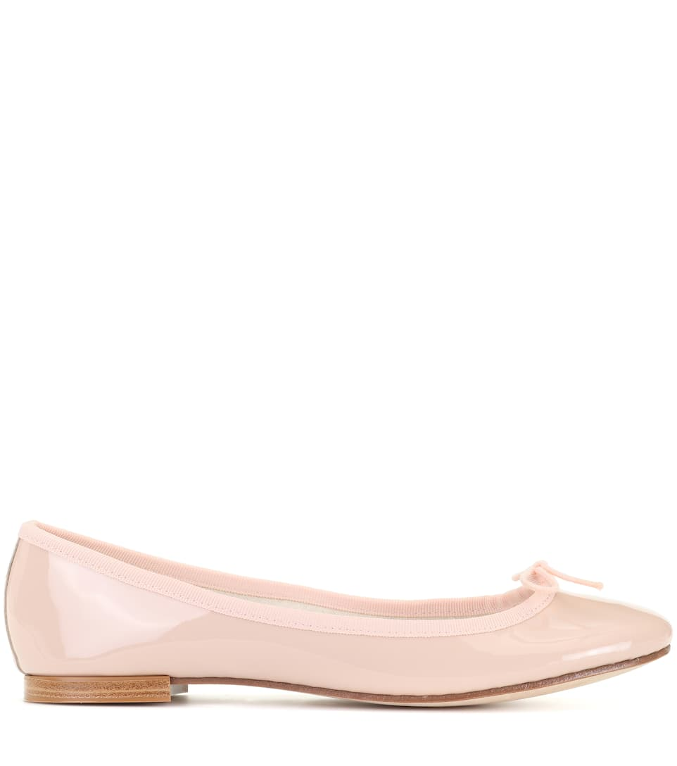 Repetto Ballerinas Cendrillon aus Lackleder