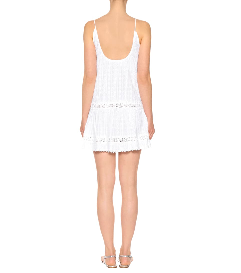 Melissa Odabash Kleid Chelsea aus Baumwolle