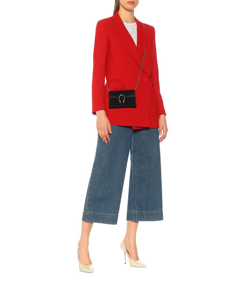 0c07b9cd633 Dionysus Super Mini Shoulder Bag - Gucci