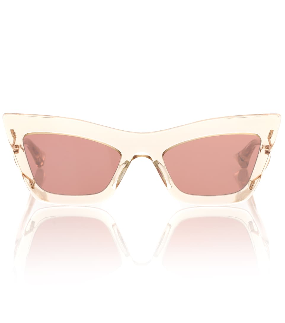 de2ecd9f8d8 DITA EYEWEAR ERASUR CAT-EYE SUNGLASSES