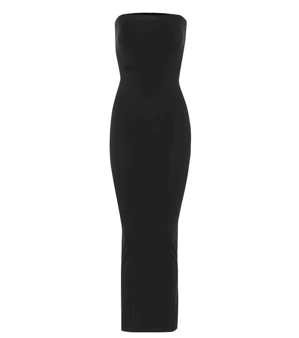 Wolford Bustier Robe Robe Fatal Wolford vYI7gf6by