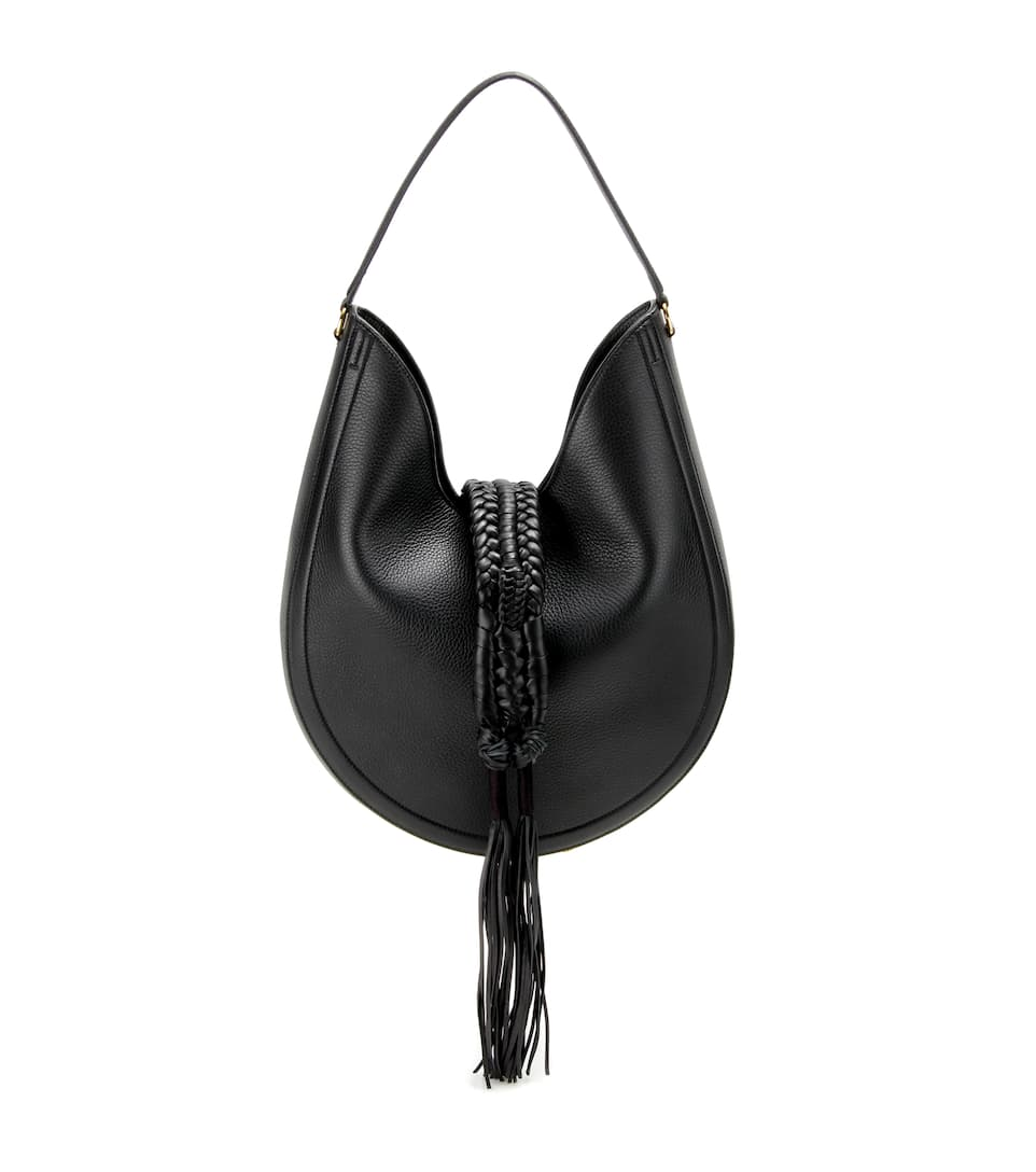 Altuzarra Ghianda Knot hobo leather shoulder bag