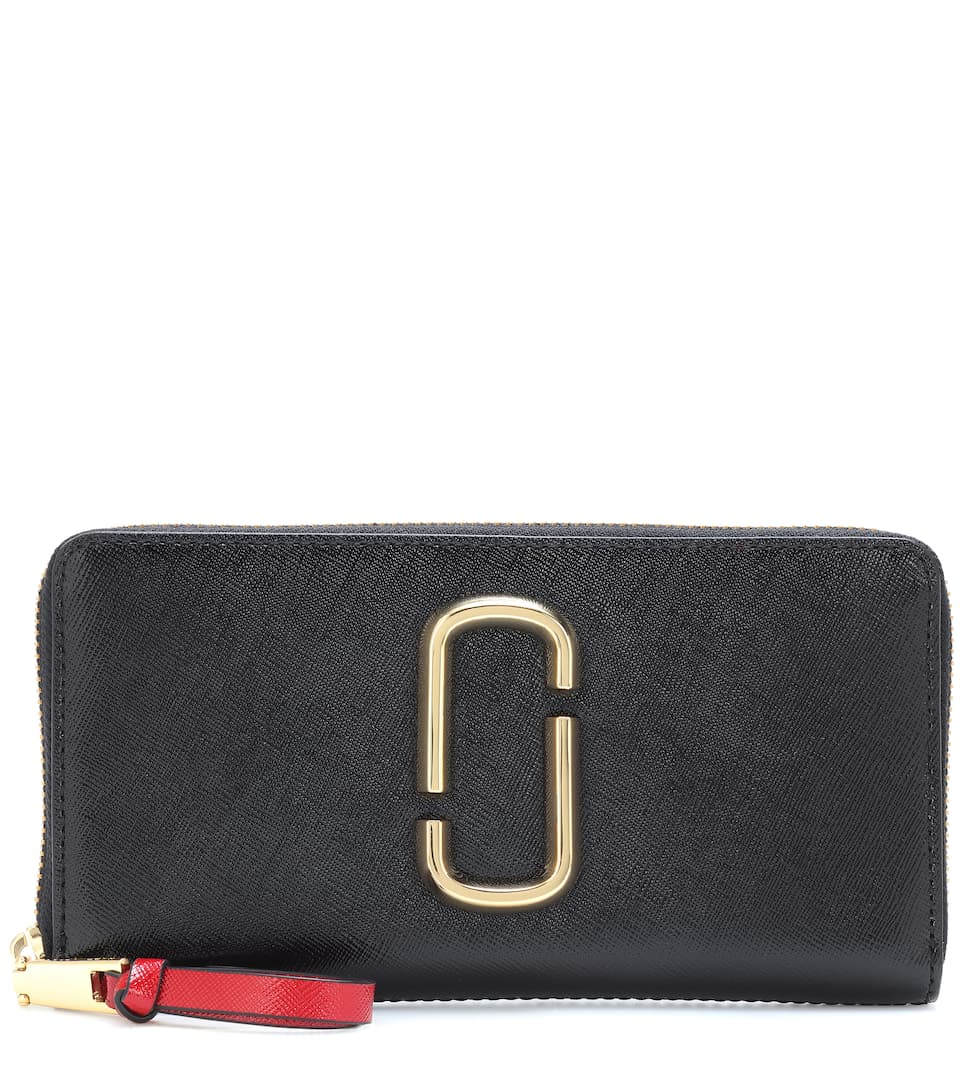 SNAPSHOT LEATHER WALLET