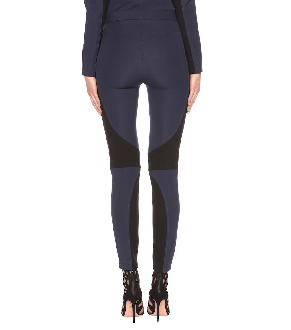 Versace Hose aus Stretch-Jersey